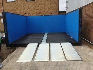 East Midlands Forklifts - X-Splash