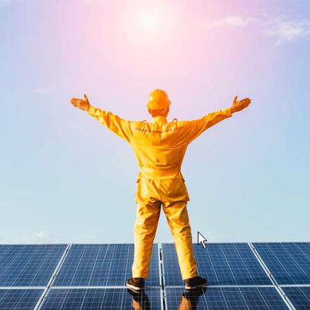Solar man pic