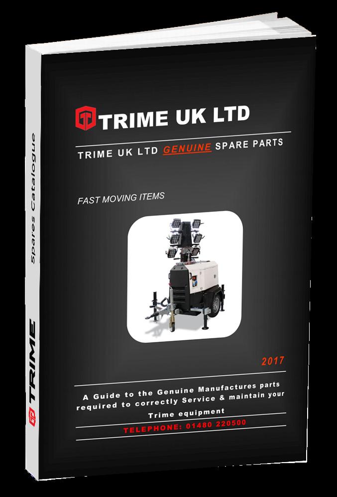 Trime Spares Catalogue