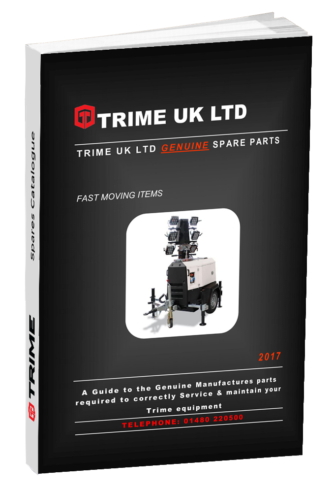 Trime Spares Catalogue