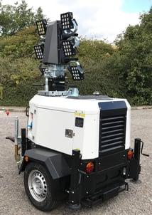 X-Eco Lighting Tower
