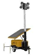 CAT X-Solar Lighting Tower