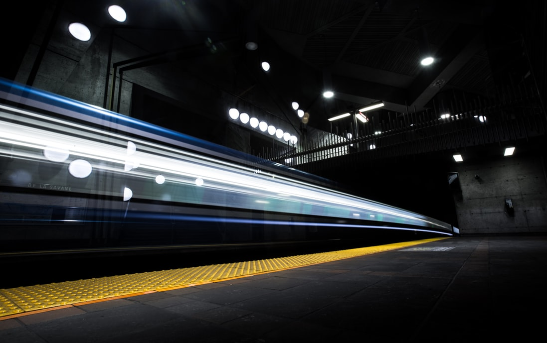 how led lighting towers help the rail industry