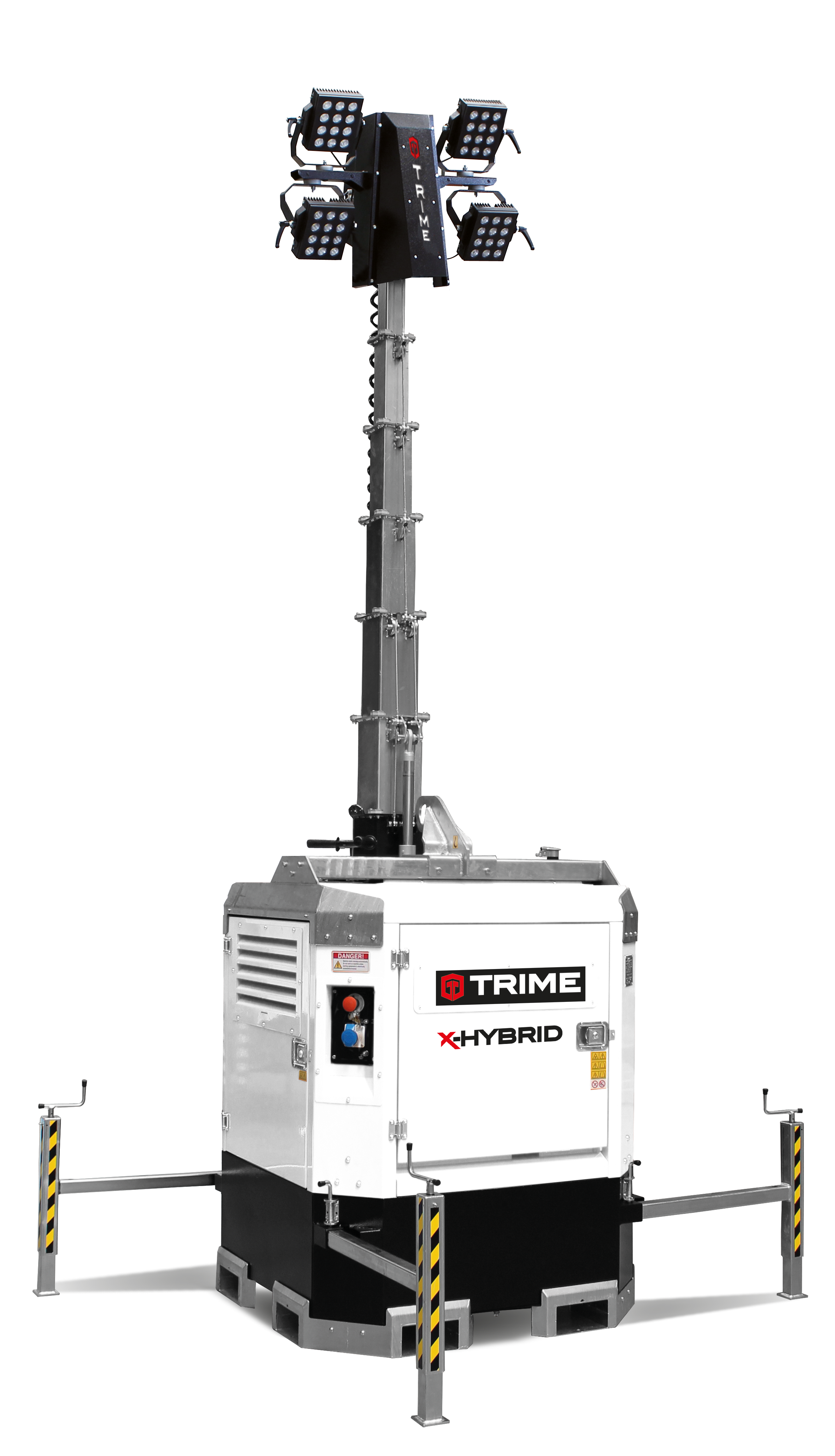 Hybrid Lighting Towers - the Q&A