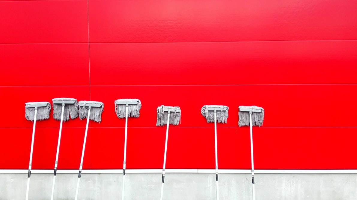 Environmentally Cleaning Options - Keeping safe on site.
